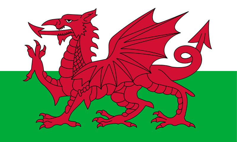 Image of: National Symbols National Animal Of Wales Flag Of Wales Wales Jhr Group Blog Wordpresscom Top National Animals That Arent Really Real traveltuesday Jhr
