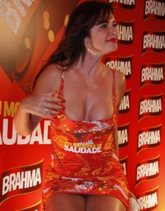 Luma de Oliveira - Eike's ex wife