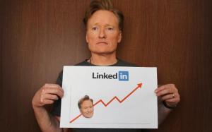 Conan O'Brien (Via LinkedIn)