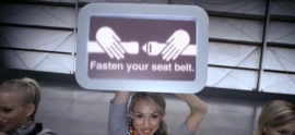 Fasten Your Seat Belts!