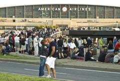 AA Terminal at LaGuardia