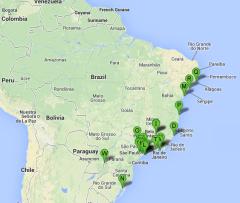 Brazil is Huge!
